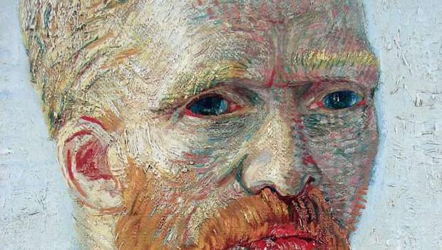 Vincent van Gogh trpel za delirijem, ki ga je delno povzročila odtegnitev od alkohola (foto: Hina/STA)