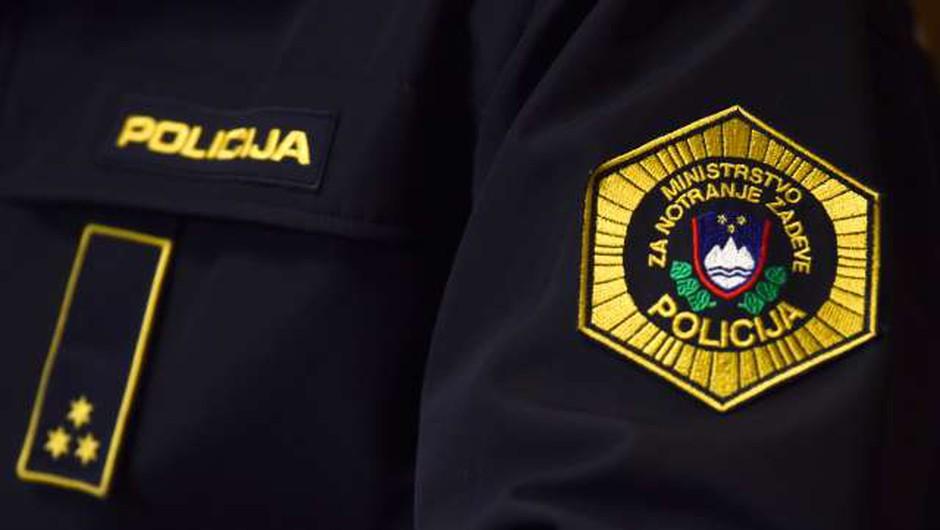 Policijski sindikat Slovenije opozarja na razpadanje sistema in šikaniranje zaposlenih (foto: Tamino Petelinšek/STA)