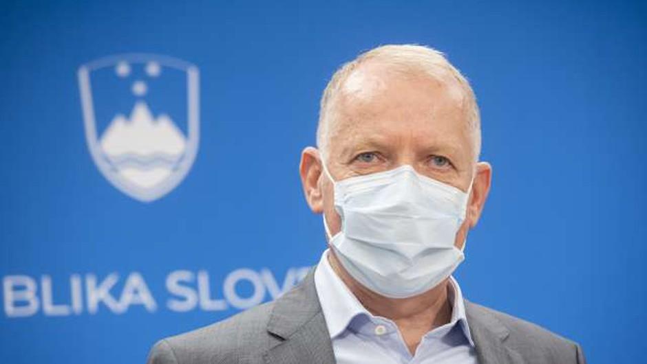 Jereb: Gibljemo se po robu zmogljivosti našega zdravstvenega sistema (foto: Bor Slana/STA)