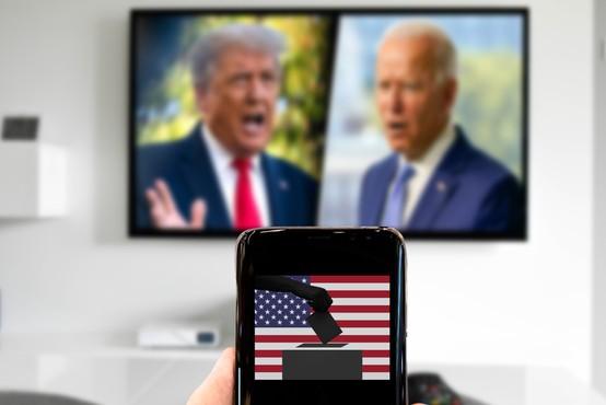 Ameriške predsedniške volitve še vedno niso odločene, Biden v rahli prednosti