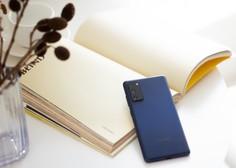 Izjemna trojna kamera, nove živahne barve in vrhunske inovacije: to je novi Samsung Galaxy S20 FE pametni telefon