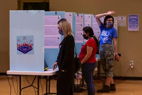 Nevada postala tarča posmeha zaradi počasnega štetja glasovnic