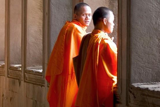 Naučite svoj um najti mir in smisel (kot to uspeva nekdanjemu menihu)!