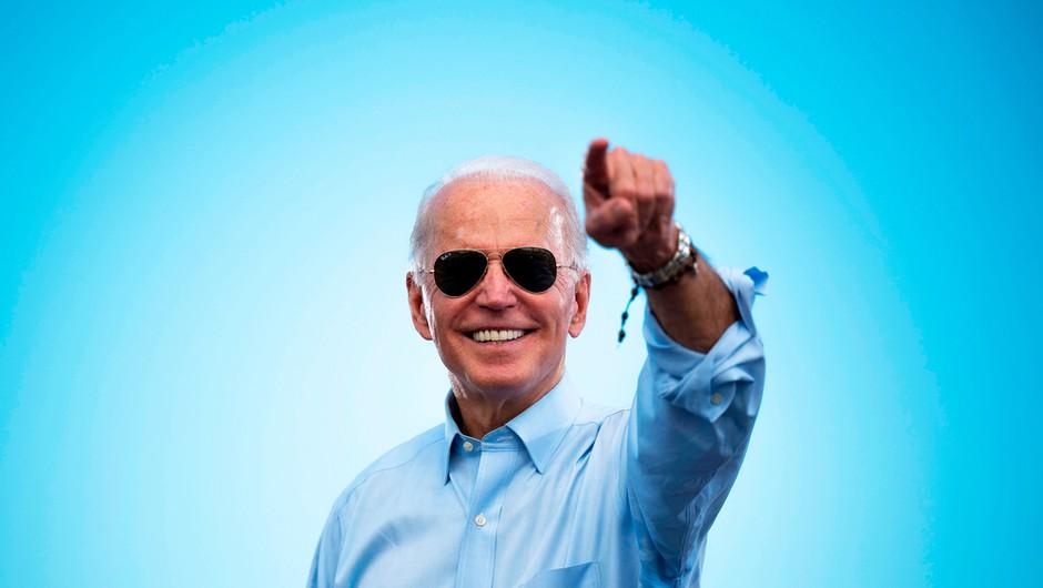 Kdo je 77-letni Joseph Biden, ki bo po 32 letih prizadevanj le postal predsednik ZDA? (biografija) (foto: Shutterstock)