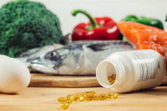 Preverjanje kakovosti zaradi povečane ponudbe prehranskih dopolnil z vitaminom D