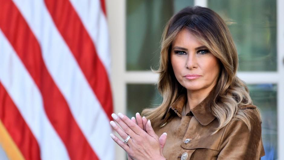 Melania Trump prekinila molk in pozvala k preštetju vseh zakonitih glasovnic ameriških volitev (foto: Shutterstock)