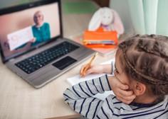 Učenci se ponovno soočajo z upočasnjenim delovanjem Arnesovih spletnih učilnic