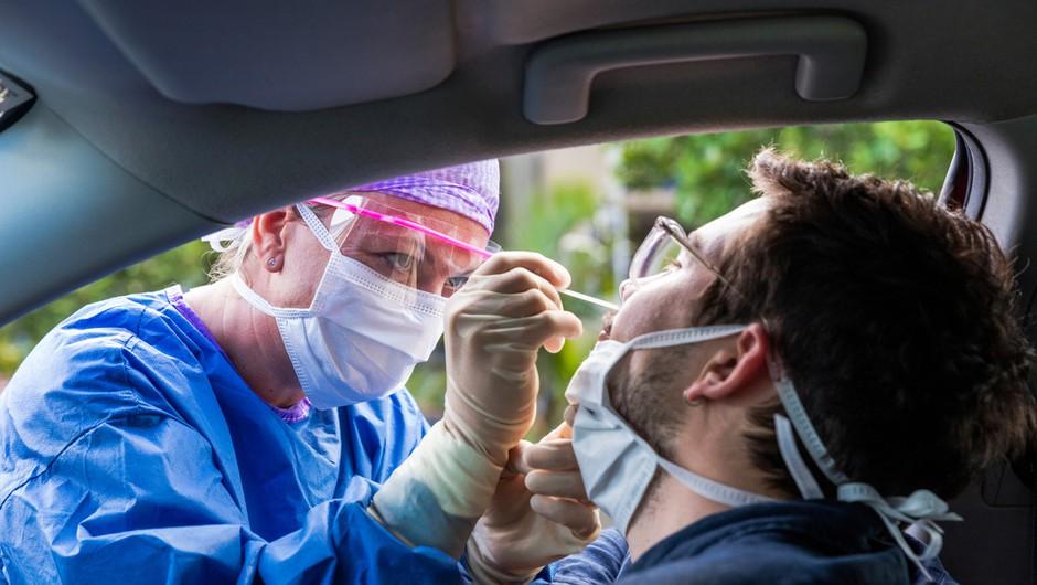 Kateri znaki nakazujejo možnost okužbe s koronavirusom, kaj storiti, kje se testirati (odgovori na pogosta vprašanja) (foto: Shutterstock)