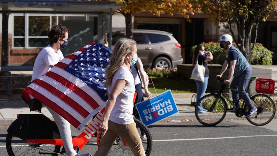 Ameriške volitve pokazale, da je družba močno razdeljena in še vedno zelo konservativna (foto: Shutterstock)