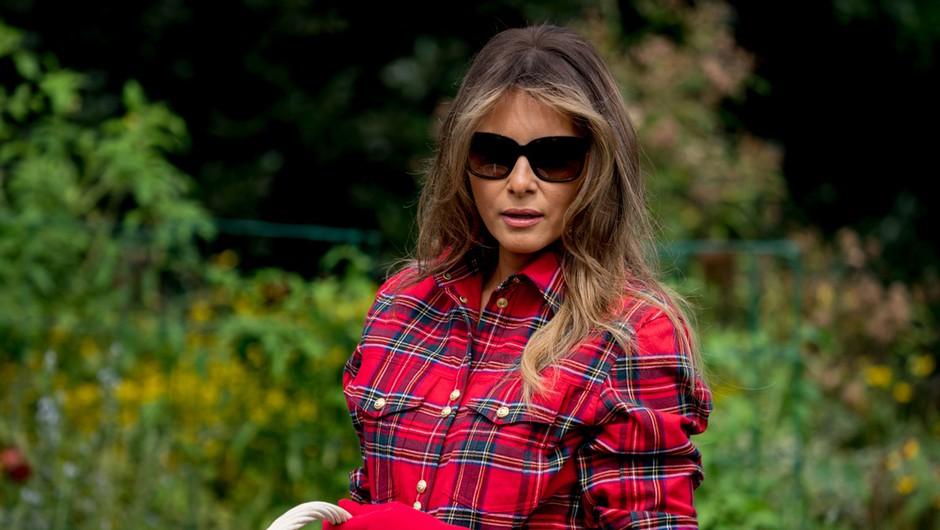 Tabloidi: Melania Trump šteje minute do izteka moževega mandata, nakar se bo od njega ločila (foto: Shutterstock)