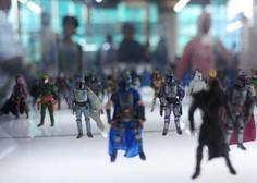 V vrečah za smeti najdene 400.000 funtov vredne igrače Vojne zvezd