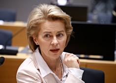 EU tik pred podpisom pogodbe s Pfizerjem in BioNTechom za nakup 300 milijonov odmerkov cepiva