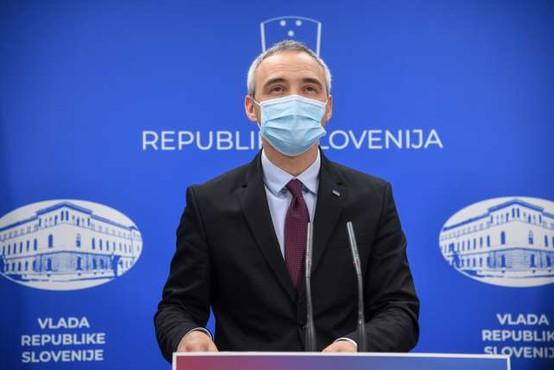 Minister Cigler Kralj pozitiven na testu za novi koronavirus