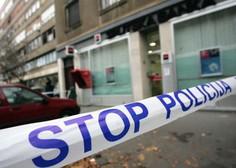 Policisti zoper razgrajača v Velenju uporabili strelno orožje