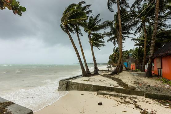 Tajfun na Filipinih povzročil obsežne poplave, najbolj prizadeto območje Manile