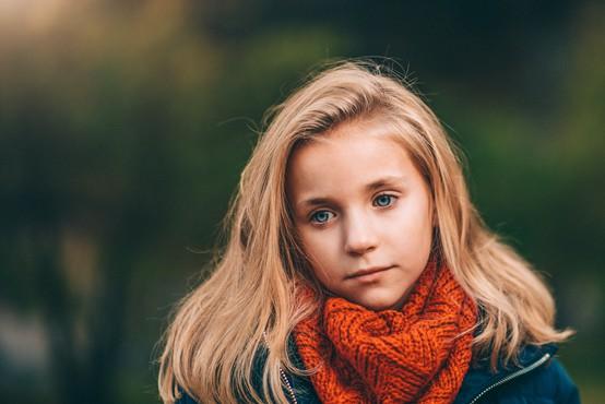 Otrok sovražnost med starši doživlja, kot da je namenjena njemu