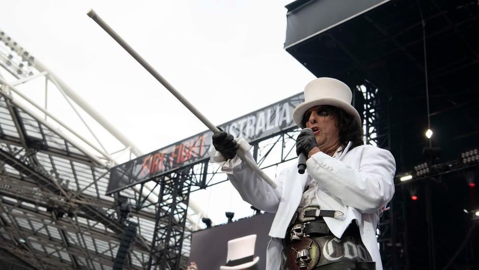 Alice Cooper pravi, da se želi z novim albumom posloviti od svoje podobe (foto: profimedia)