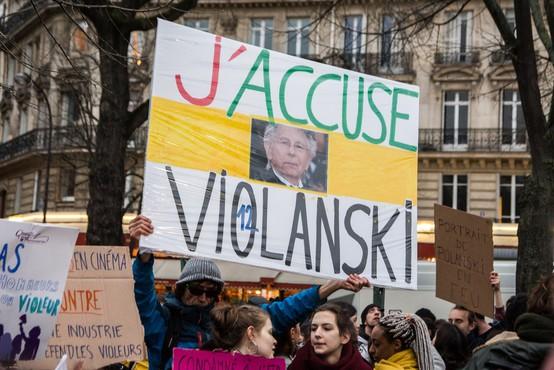 Francoska filmska akademija iz svojega članstva izbrisala Romana Polanskega