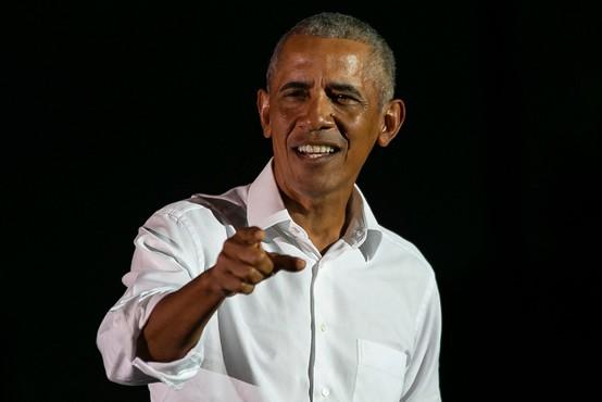 Barack Obama pred izidom svoje tretje knjige spominov