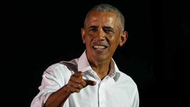 Barack Obama pred izidom svoje tretje knjige spominov (foto: profimedia)