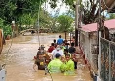 Tajfun Vamco najhuje prizadel filipinsko prestolnico Manilo