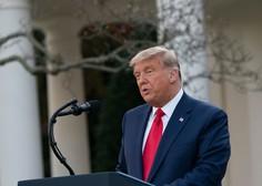 Trumpove tožbe na račun volitev mu doslej še niso prinesle uspeha