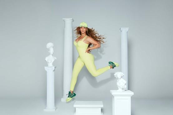 Pevka Beyonce bo s svojimi pesmimi del tečajev domače telovadbe