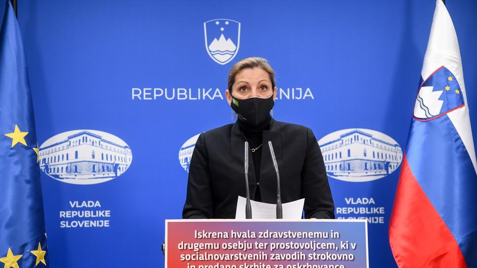 Ajda Cuderman: Za tehnično blago se šteje blago z garancijo (foto: Nebojša Tejić/STA)
