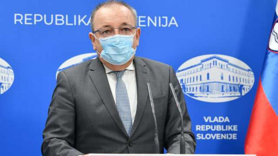 Finančnemu ministru vdrli v osebni profil na Facebooku (foto: Tamino Petelinšek/STA)