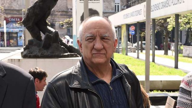 Za posledicami koronavirusa umrl eden najbolj znanih srbskih igralcev, poznan tudi po seriji Boljše življenje (foto: Tanjug/STA)