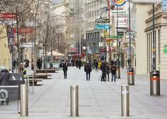 Na Hrvaškem največje dnevno število okužb, V Avstriji prvič več kot 100 žrtev v enem dnevu