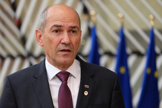 Janša pisal voditeljem EU o napačnem poimenovanju instrumenta vladavine prava in ukradenih volitvah v Sloveniji