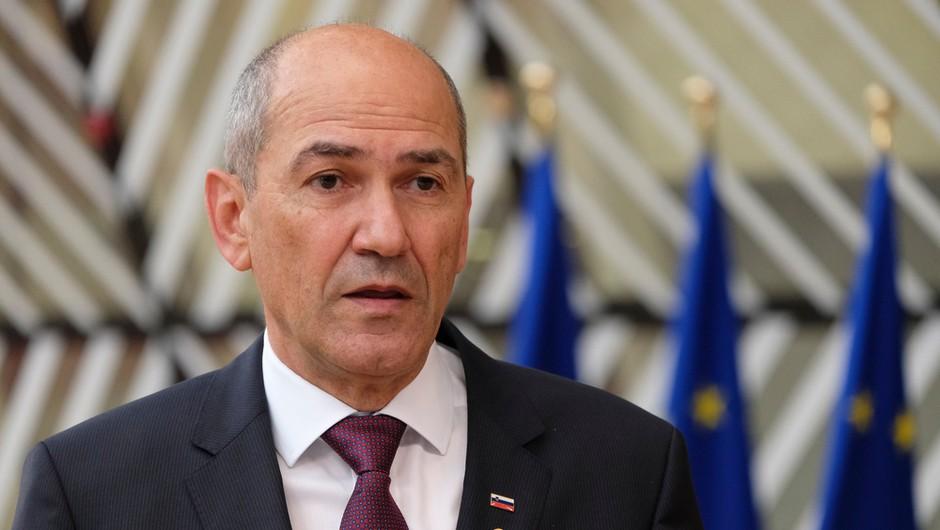 Janša pisal voditeljem EU o napačnem poimenovanju instrumenta vladavine prava in ukradenih volitvah v Sloveniji (foto: Shutterstock)