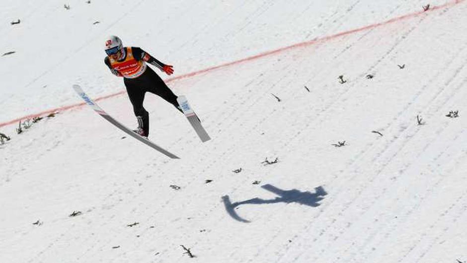 Po besedah trenerja Gorazda Bertonclja slovenski skakalci vstopajo v sezono dobro pripravljeni (foto: Anže Malovrh/STA)