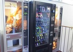 Prodajni avtomati v zdravstvenih in socialnovarstvenih ustanovah ne zagotavljajo dovolj zdravih izbir