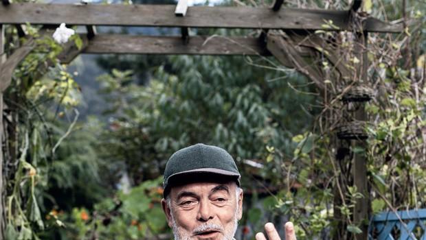 Playboy intervju: Anton Komat (foto: Bor Dobrin)