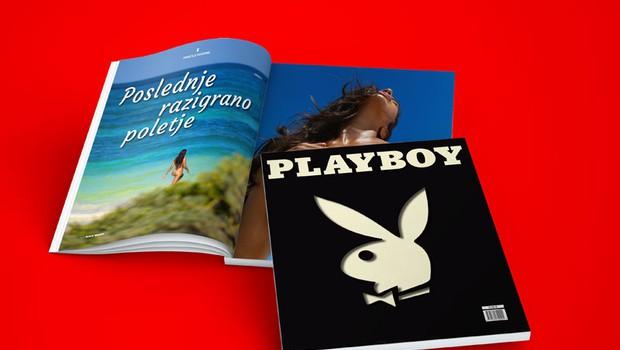 Revija Playboy se poslavlja tudi iz Slovenije, zato ne spreglejte zadnje zbirateljske številke (foto: Playboy)