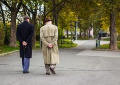V Sloveniji je skoraj 9000 več moških kot žensk, a so slabšega zdravja in umirajo prej
