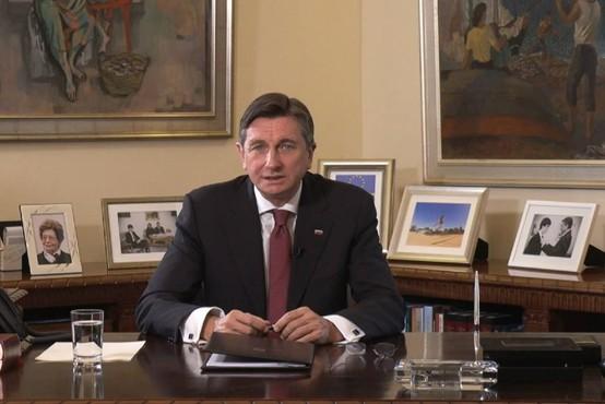 "Borut Pahor: ""Predsedniška palača je z današnjim dnem postala UNICEF-ova varna točka!"""