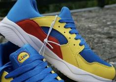 Italijani razgrabili te superge v Lidlu za 12,99 EUR, katerih cena na eBayju dosega vrtoglavih 2.500 EUR