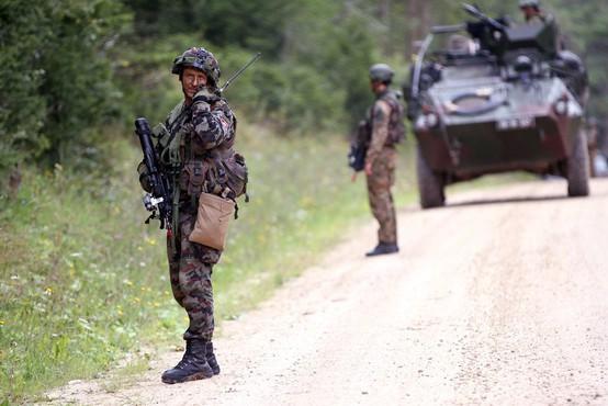 Zakonu o naložbah v Slovenski vojski DZ prižgal zeleno luč