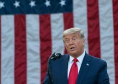 Trumpu sodni porazi niso vzeli poguma, na izid volitev skuša vplivati z elektorji