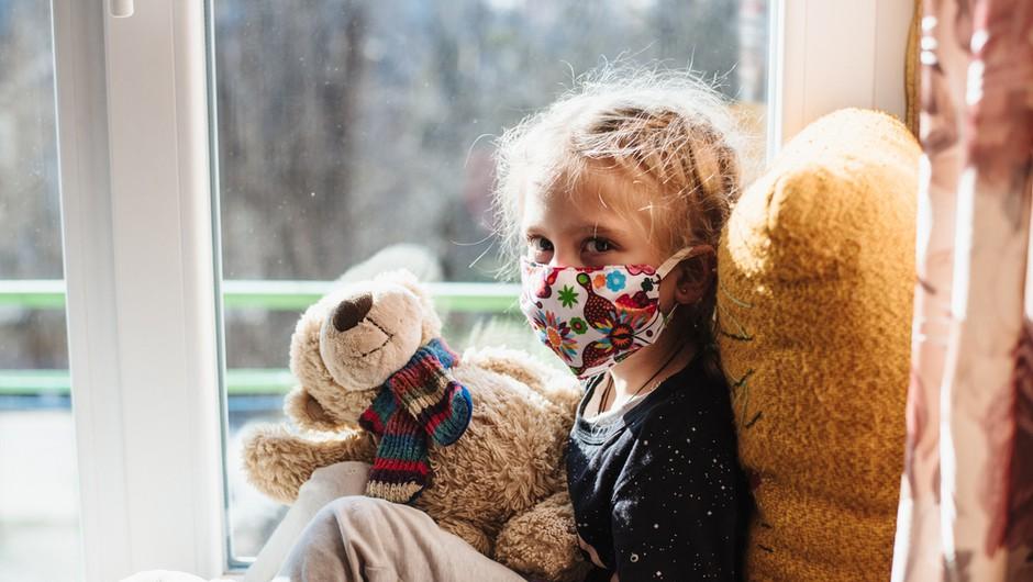 Ob svetovnem dnevu otrok opozorila na hude posledice pandemije, ki jih bodo otroci čutili vse življenje (foto: Shutterstock)
