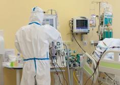 V Slovenije umrlo več kot tisoč covidnih bolnikov, največ starejših nad 85 let