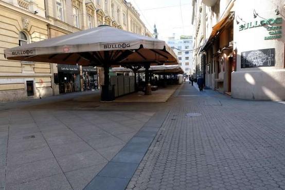 Na Hrvaškem začeli veljati strožji protikoronski ukrepi