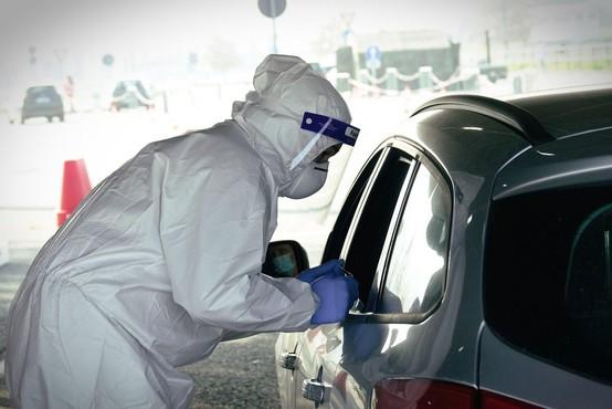 Na Hrvaškem v zadnjih 24 urah potrdili 3300 novih okužb, umrlo je 49 obolelih