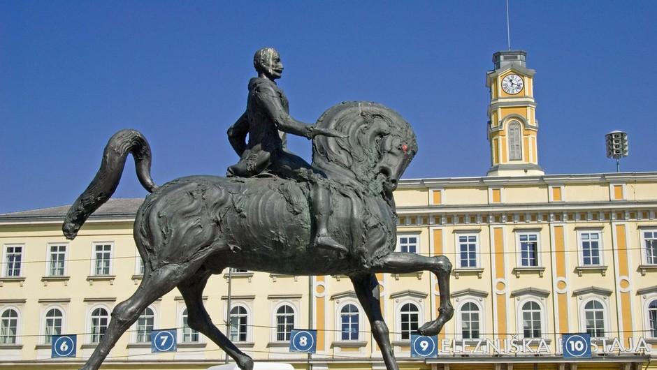 Slovenija danes obeležuje dan Rudolfa Maistra, letos brez državne proslave (foto: Profimedia)