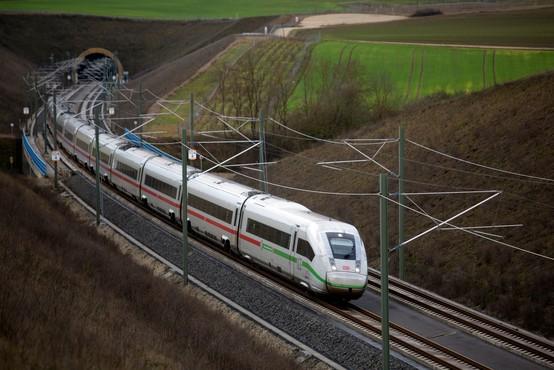 Nemške železnice bodo testirale Siemensove vlake na vodikov pogon