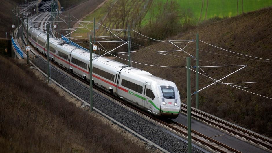 Nemške železnice bodo testirale Siemensove vlake na vodikov pogon (foto: Profimedia)