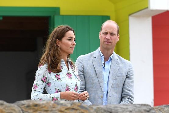 Princ William in Kate žalujeta za družinskim kosmatincem